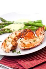 Lobster Tail - Broiled